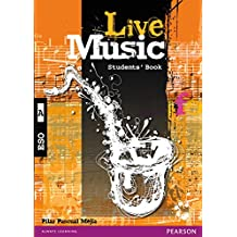 Live Music A Students' Book Pack (Música en vivo) - 9788420562193