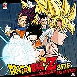 Dragon Ball Z - Calendrier 2016