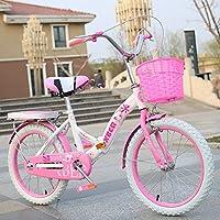 YEARLY Bicicleta plegable infantil, Bicicleta plegable estudiante Luz portátil Escolar primaria Bicicleta plegable Para 5