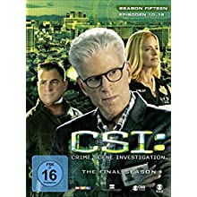Coverbild: CSI: Crime Scene Investigation - Season 15.2