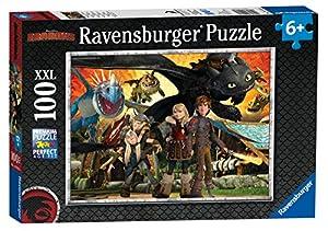 Ravensburger Dragons - Los Amigos de los Dragones, Rompecabezas de 100 Piezas 109180