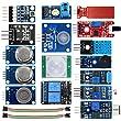 KOOKYE Smart Home Sensor Kit 16 in 1 Moduli per Arduino / Raspberry Pi