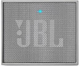 JBL Go - Altavoz portátil para Smartphones, Tablets y Dispositivos MP3 (Bluetooth, Recargable, Entrada AUX), Color Gris