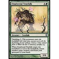 Magic: the Gathering - Deadwood Treefolk (141/356) - Commander 2013 by Magic: the Gathering