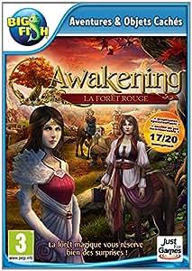 Awakening : la forêt rouge