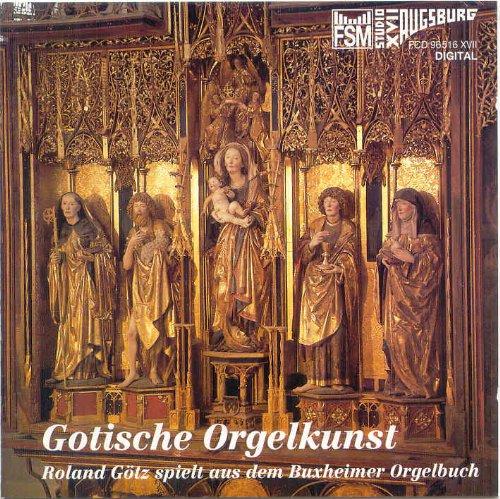 Gotische Orgelkunst (Roland Musik)