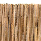 Estexo® Bambusmatte - Sichtschutzzaun