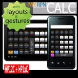 A Scientific and Financial RPN Calculator (HP-12C & HP-15C likewise)