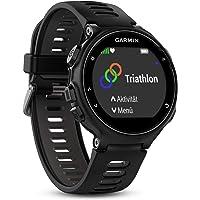 Garmin, Forerunner, 735XT, high-end, GPS running and triathlon watch, black, m