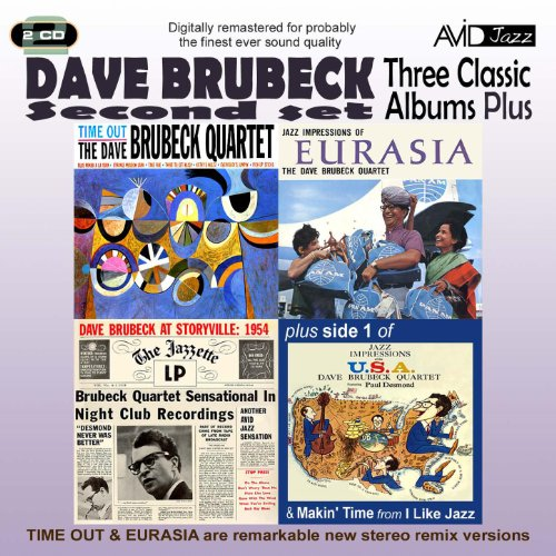 Three Classic Albums Plus (Tim...
