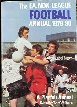 Book Playfair Football Association Non-league Football Annual 1979-80