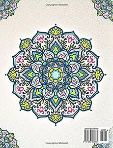 Mindful Mandalas: A Mandala Colouring Book: A Unique & Uplifting Mandalas Adult Colouring Book For Men Women Teens Children & Seniors Featuring ... Stress Relief & Art Colour Therapy)