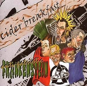 Anti-Patriotic Frankenstein [Import allemand]