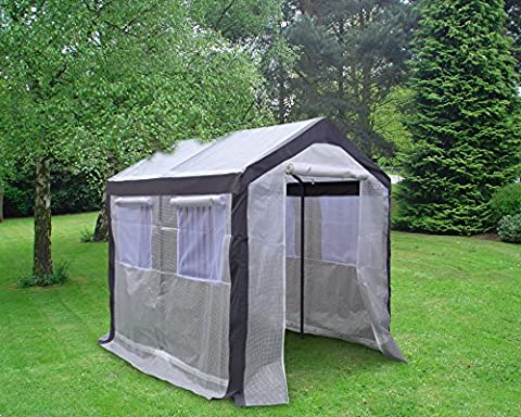 Greenhouse / Growhouse / Gardening Tent | White / Transparent
