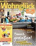 Wohnglück 3 2017 Heizen Die neuen Technik Trends Smarte Sicherheitstechnik Zeitschrift Magazin Einzelheft Heft