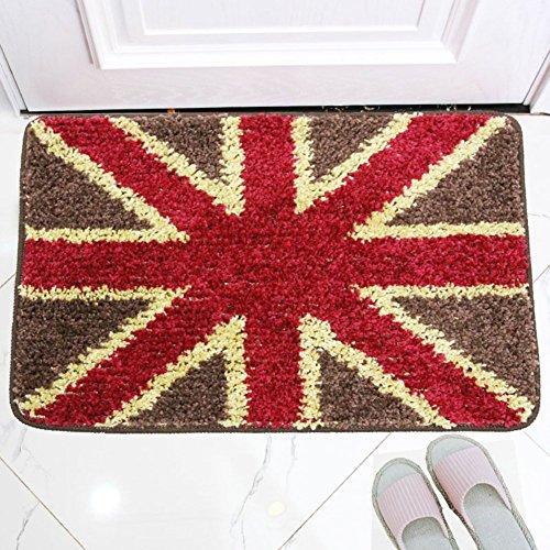 / Fußmatte / Indoor Mats / Haarige Füße / Home Rechteckige Badezimmer Anti-Matten in der Halle,EIN,40X60Cm (16X24Inch) (Haarigen Fuß)