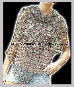 Crochet Patterns Crochet Shawl 480 How To Crochet Crochet Step By