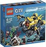 Lego City - 60092 - Jeu De Construction - Le Sous-marin