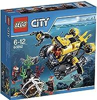 Lego - City 60092 Sottomarino - Lego veicolo profonda immersione