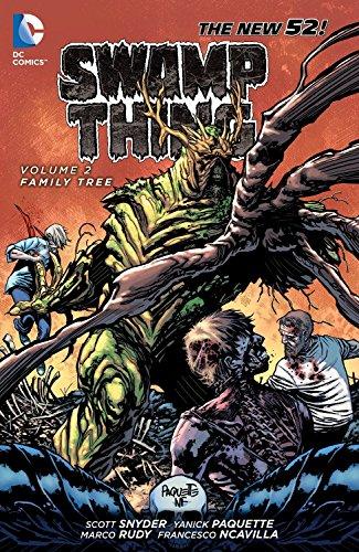 Swamp Thing Vol. 2: Family Tree (The New 52) (Family Halloween Tree)