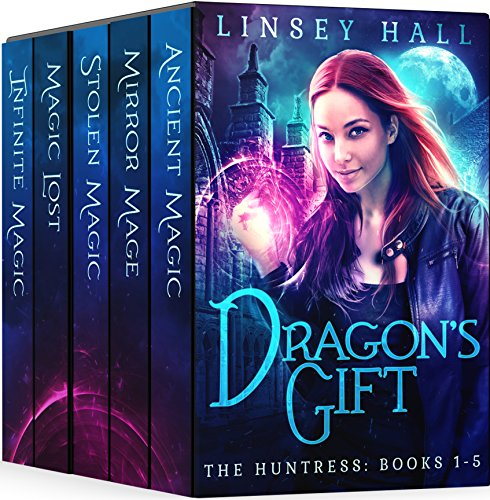 Dragon's Gift Complete Series: An Urban Fantasy Boxed Set (English Edition)