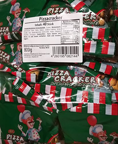 KARNEVAL FASCHING WURFMATERIAL 40 stk. PIZZA CRACKER KAMELLE, party neu (Sexy Pizza Kostüme)