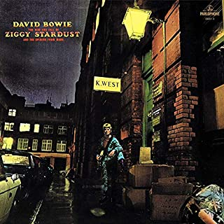 The Rise and Fall of Ziggy Stardust and the Spiders from Mars (2012 Remaster) [VINYL] by David Bowie (B01AJZ8EMG) | Amazon Products