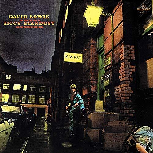 Bild: Rise and Fall of Ziggy Stardust...