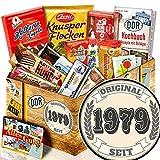 Original seit 1979 + Süße Nostalgiebox + Geschenkidee zum 40. Geburtstag