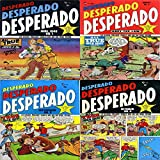 Desparado. Issues 1, 2, 3 and 4. Law and order in the wild west. All true wild west stories. Digital Sky Comic Compilati