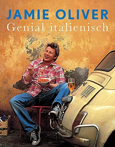 Buchseite und Rezensionen zu 'Genial italienisch' von Jamie Oliver