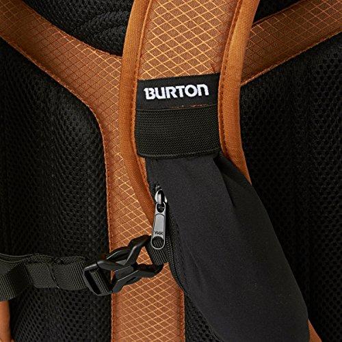 Burton Snowboardtasche mit Rollen burnt orange ripstop