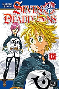 Seven Deadly Sins Edition simple Tome 17