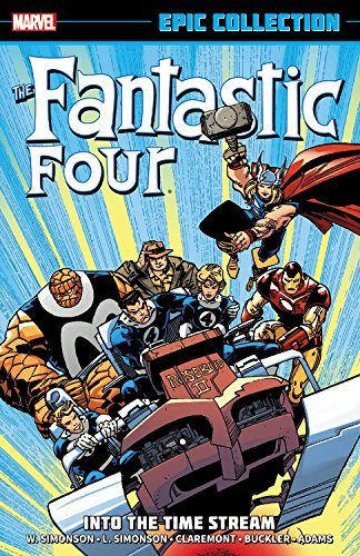 Fantastic Four Epic Collection: Into the Time Stream by Walter Simonson (29-Jul-2014) Paperback