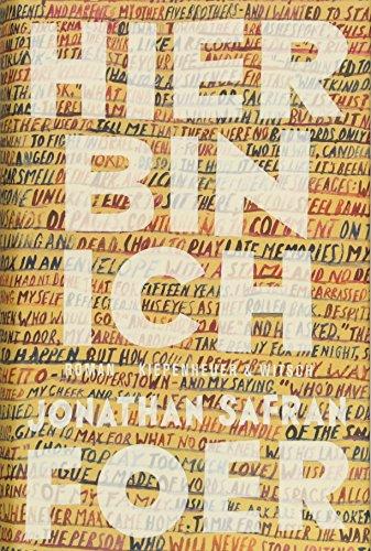 Buchseite und Rezensionen zu 'Hier bin ich: Roman' von Jonathan Safran Foer