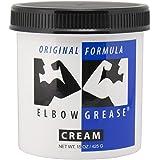 B. Cummings Elbow Grease Original – oljebaserad glidkräm för djupgående action – 425 g
