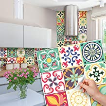 Vinilos decorativos para banos for Forrar azulejos cocina