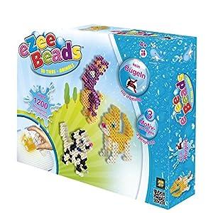 Beluga Spielwaren 6241 eZee Beads 1200 3D - Juego de Mesa (Contenido en alemán)