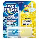 WC Frisch Duo-Duftspüler Citrus Original, WC Frische, 10er Pack (10 x 1 Stück)
