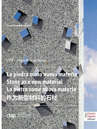 La piedra como nueva materia. : Un proyecto entre la creatividad y la tecnologia (Design e comunicazione)