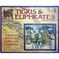 Top Licence games - Tigre et Euphrate - Jeu de plateau