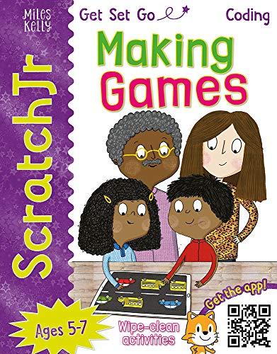 Get Set Go Coding: ScratchJr - Making Games