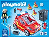PLAYMOBIL 9235 - Feuerwehr-Einsatzfahrzeug -