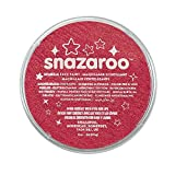 Snazaroo Face and Body Paint, 18ml, Individual Color, Sparkle Red