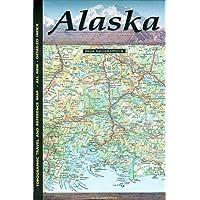 Alaska Map by Imus