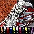 """Sprint Laces - elastische Schuhbänder für Running, Triathlon, Trekking, Fitness, Freizeit, etc. Farbe """"Apple Green"""""""