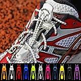 Sprint Laces� - elastische Schn�rsenkel mit Schnellverschluss jetzt einfach nachr�sten! Das robuste Schnellschn�rsystem gibt sicheren komfortablen Halt f�r Sport Freizeit Kinder Senioren Bild