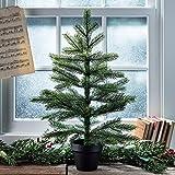 Lights4fun Mini Tannenbaum 60cm Innenbereich