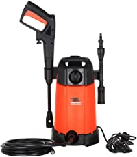 Black & Decker Pressure Washer (Black and Orange)
