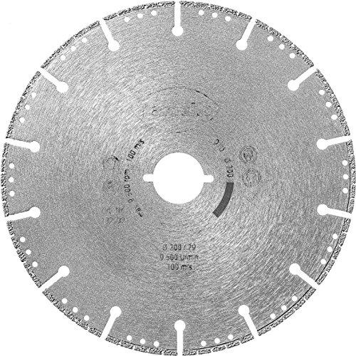 Lamello diamante D 200mm Tanga Delta corte Fresadora